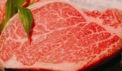 神戶三宮和牛推薦「寅松の肉たらし」的和牛油脂