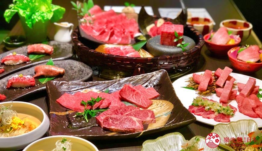 大阪難波高級和牛燒肉推薦「牛の蔵」:霜降度超高A5和牛,極上部位好滿足