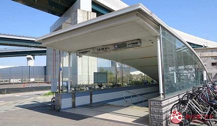 前往大阪市心斋桥可直达的超好逛「MITSUI OUTLET PARK 大阪鹤见」的交通方便,邻近的车站有地下铁可达的「门真市站」