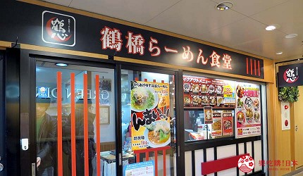 大阪市心斋桥可直达的超好逛「MITSUI OUTLET PARK 大阪鹤见」内的美食街有各式的大阪在地特色美食