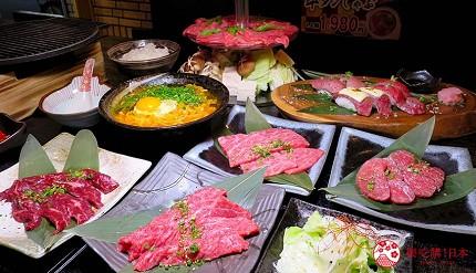 大阪在地人美食推薦「旨太郎」的黑毛和牛料理