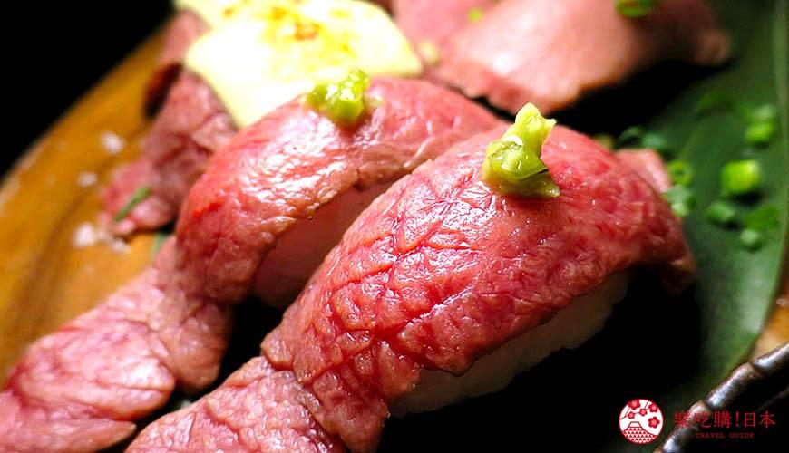 大阪在地人美食推薦「旨太郎」:黑毛和牛壽司290日圓、燒肉定食1,280日圓起CP值超高!