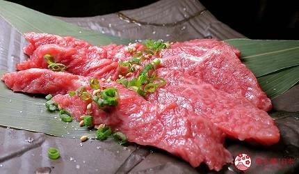 大阪在地人美食推薦「旨太郎」的和牛上等橫膈肉