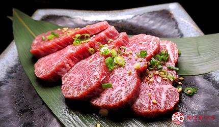大阪在地人美食推薦「旨太郎」的和牛上等五花