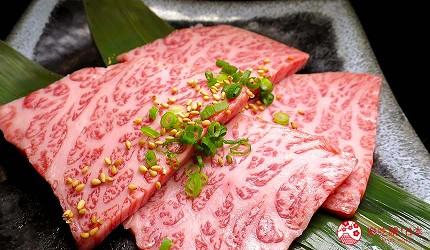 大阪在地人美食推薦「旨太郎」的和牛肩胛里肌