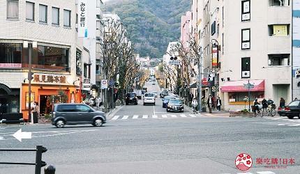 前往神戶米其林一星鐵板燒餐廳「雪月花 離れ」的交通方法