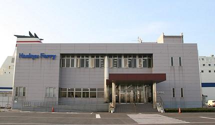 阪九邮轮乘船处大阪泉大津港
