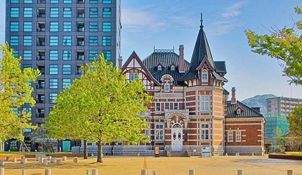 北九州景点门司港西式老建筑