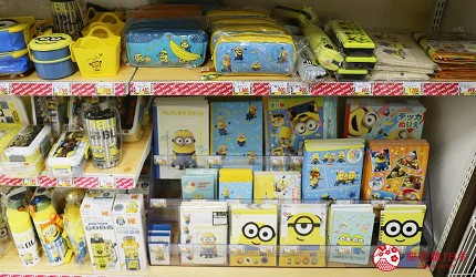日本愛電王雜貨文具小小兵商品