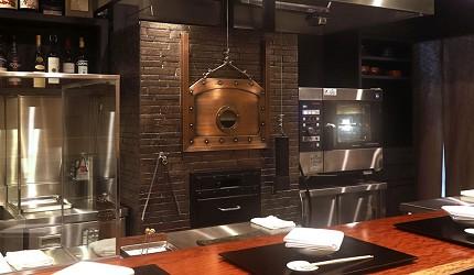 神戶米其林一星鐵板燒餐廳「雪月花 離れ」的同系列餐廳雪月花炭火燒店