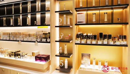 日本药妆保养品牌资生堂的elixir产品