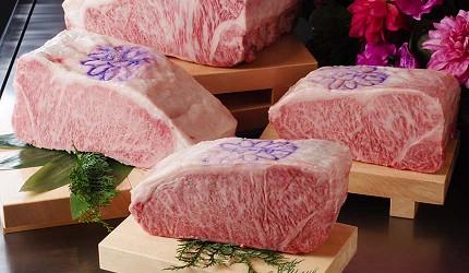 神戶和牛推薦名店「神戶牛排 Ishida.」的神戶牛有「神戶之肉証」菊花徽章認證