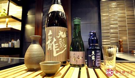 神戶和牛推薦名店「神戶牛排 Ishida.」的日本酒