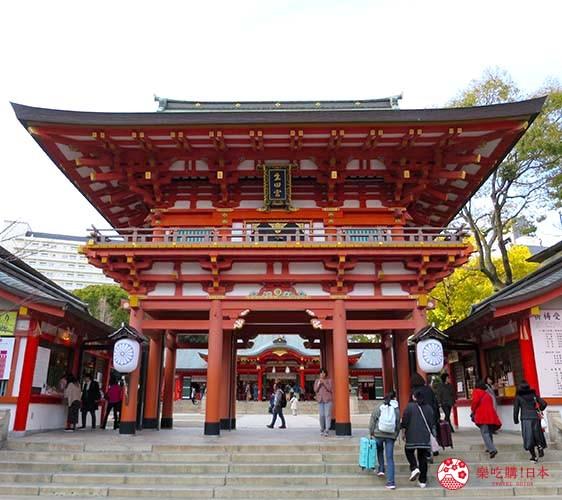 神戶和牛推薦名店「神戶牛排 Ishida.」的交通方式步驟四