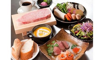 神戶和牛推薦名店「神戶牛排 Ishida.」的午餐限定套餐「特選神戶牛套餐」