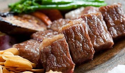 神戶和牛推薦名店「神戶牛排 Ishida.」的高品質A5和牛牛排