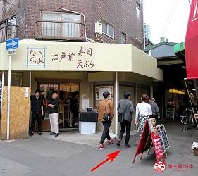 大阪天神橋筋商圈必吃推薦「串炸酒場」的交通方式步驟三