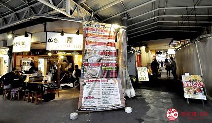 大阪天神橋筋商圈必吃推薦「串炸酒場」的交通方式步驟四