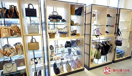 兵库姬路推荐购物商场「piole HIMEJI」的「KBF」各种包包单品款式