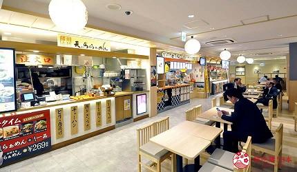 兵库姬路推荐购物商场「piole HIMEJI」的「播州うまいもん処」(播州美食街)