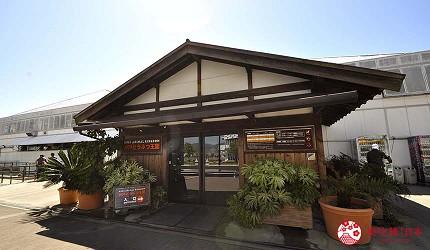 日本關西神戶必去推薦景點「神戶動物王國」的北側入口