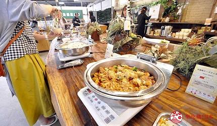 日本關西神戶必去推薦景點「神戶動物王國」的自助餐