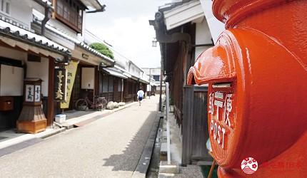 今井町的日常风景