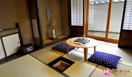 奈良町住宿推薦古民家飯店NIPPONIAHOTEL奈良ならまち房型
