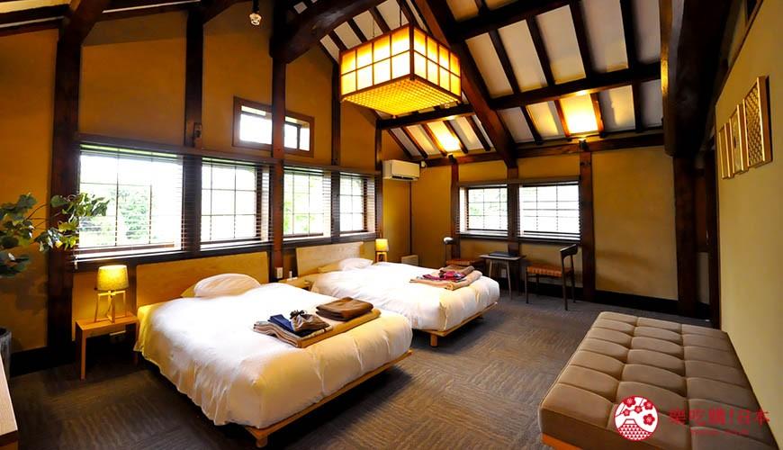 奈良住宿推薦:古民家飯店「NIPPONIA HOTEL奈良ならまち」車站徒步十分以內