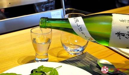 奈良町住宿推薦古民家飯店NIPPONIAHOTEL奈良ならまち餐廳sake菜單