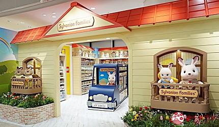 大阪難波推薦家電商場「愛電王」7樓玩具模型、電玩遊戲樓層一景