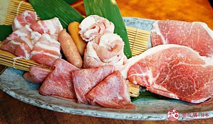 大阪道頓堀「はや・しゃぶ兆」燒肉、涮涮鍋吃到飽