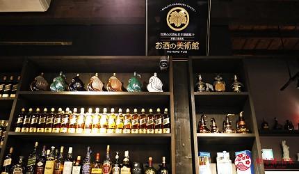 京都威士忌名酒推薦店家「酒的美術館三條烏丸本店」的交通方式步驟四