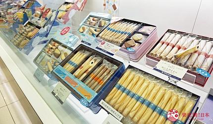 大阪高島屋內有售的YOKU MOKU各種禮盒