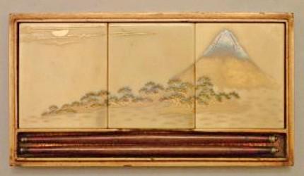日本傳統化粧用具紅板