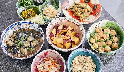 京都旅遊市區住宿推薦「京都 Ublhotel」的早餐內容