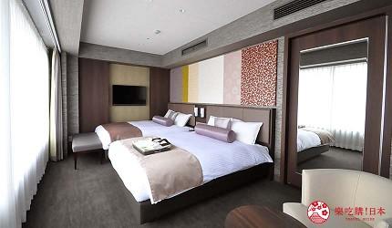 京都旅遊市區住宿推薦「京都 Ublhotel」的豪華大套房(Suite room)