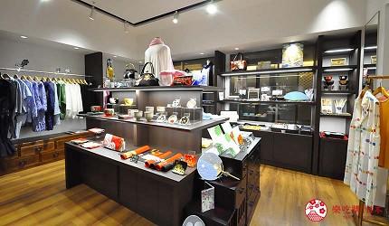 京都旅遊市區住宿推薦「京都 Ublhotel」的伴手禮店家「祇園359」