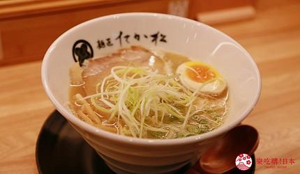 大阪心齋橋必吃沾麵「麺匠たか松」的經典小魚乾湯頭拉麵