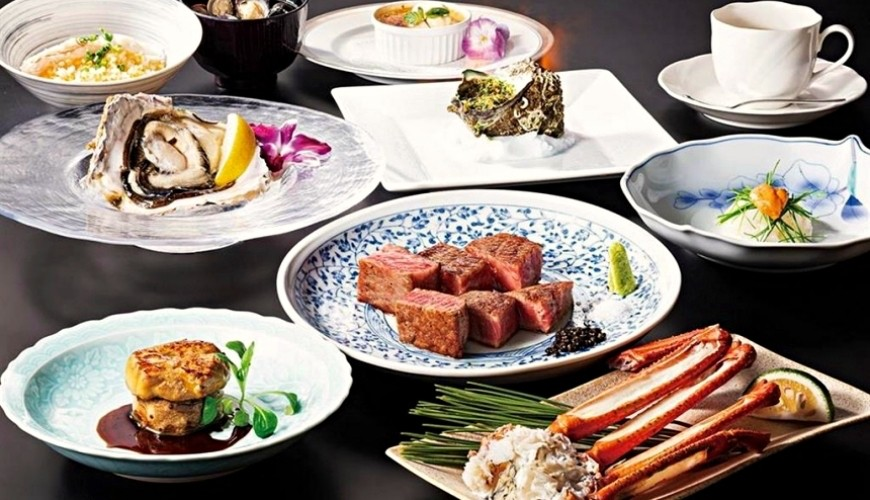 大阪顶级和牛铁板烧必吃推荐:「鸟取和牛 大山不二家」菲力牛排、铁板鲍鱼入口难忘!