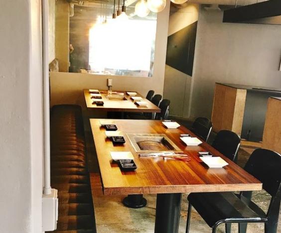 大阪吃到飽名店燒肉力丸的梅田堂山店