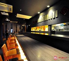 大阪梅田必吃推薦和牛「牛肉專門 豐後牛肉店」的吧台座位