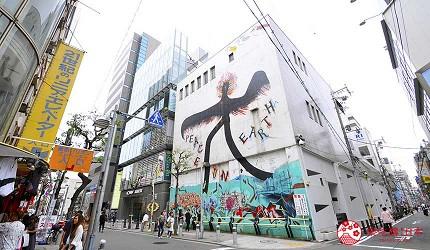 日本大阪的平價住宿酒店推介推薦THE STAY OSAKA 心齋橋鄰近的美國村