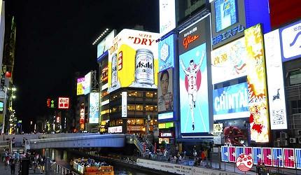日本大阪的平價住宿酒店推介推薦THE STAY OSAKA 心齋橋鄰近的心齋橋道頓堀商圈