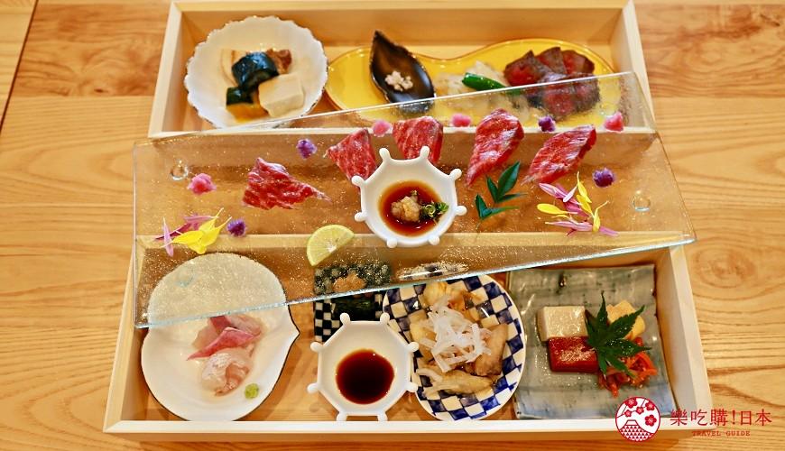 日本「淡路島」環島一日遊景點推薦!餐廳「IKOI Japanese Cuisine」的淡路牛便當