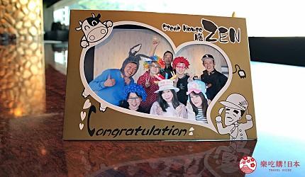 神戶三宮站必吃神戶牛排店「steak house ZEN」的生日大餐