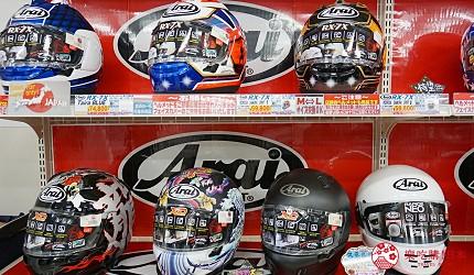 大阪推薦機車部品電單車用品店「Bike World」販賣的電鍍片