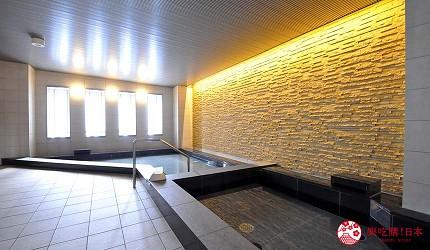 日本自由行大阪交通方便住宿推介karaksa hotel grande 新大阪 Tower唐草飯店的女性大浴池