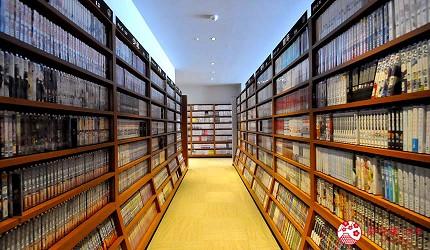 大阪京都溫泉會館推薦「SPA&HOTEL 水春 松井山手店」的二樓休憩區的漫畫