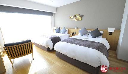 大阪京都溫泉會館推薦「SPA&HOTEL 水春 松井山手店」的豪華大套房室內照